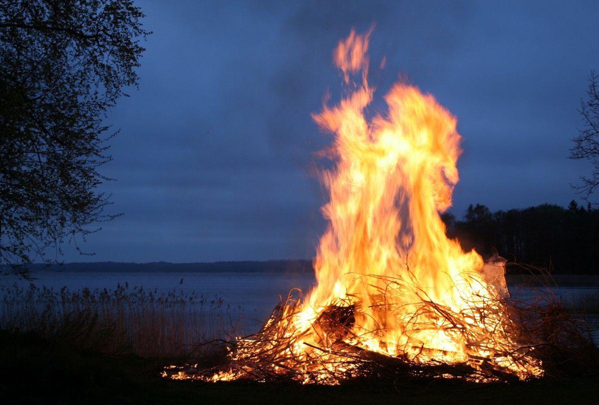 Pirita linnaosa vanem: erakordse kuivuse tõttu võiks lõkked tegemata jätta