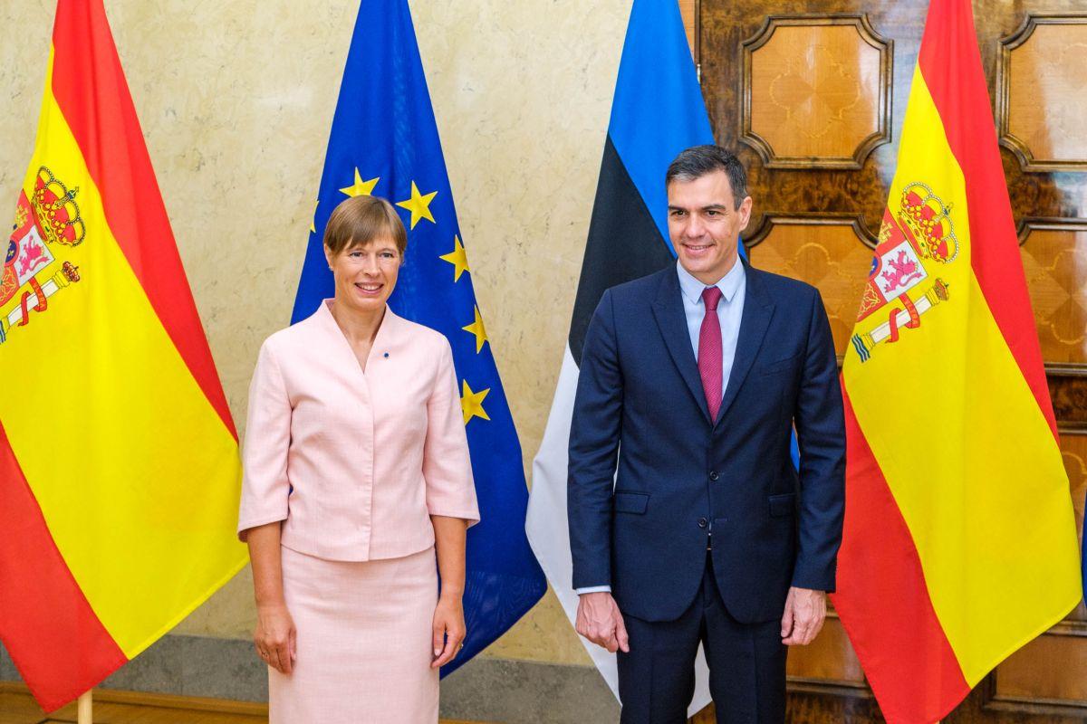Eestis on külas Hispaania peaminister