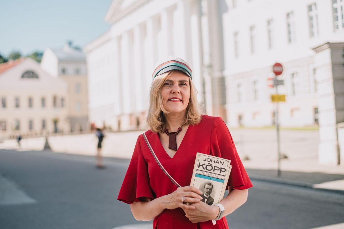 Julia Laffranque (foto Mana Kaasik)