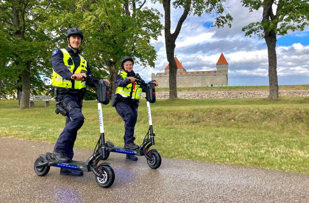 Kuressaare politseijaoskond