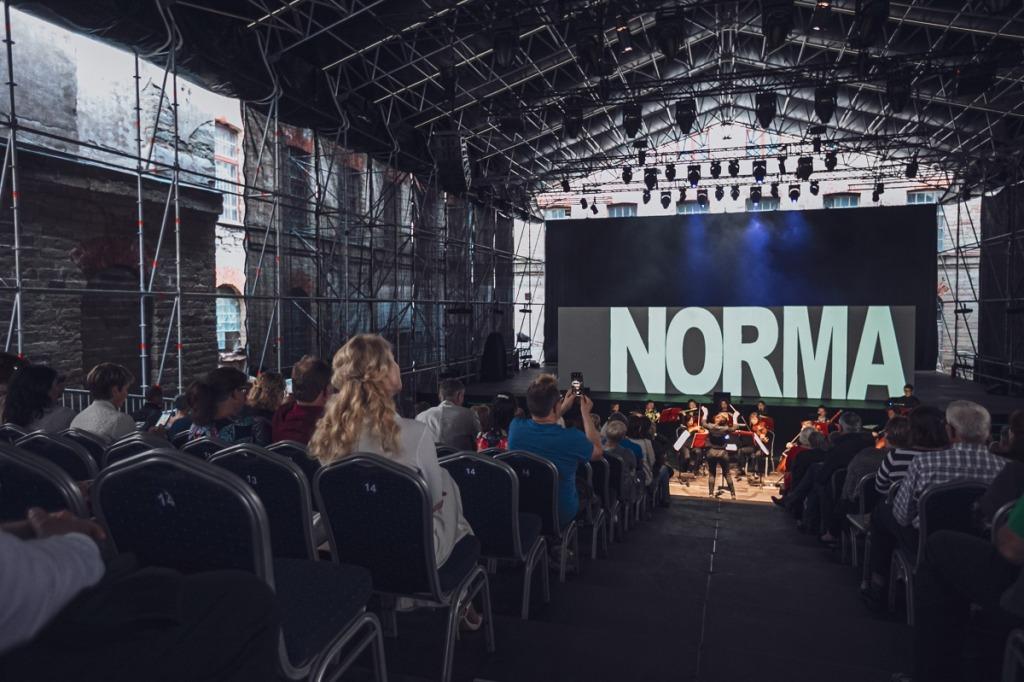 "Narva ooperipäevade esimese kutsungi annab ""Classics In Jazz"""