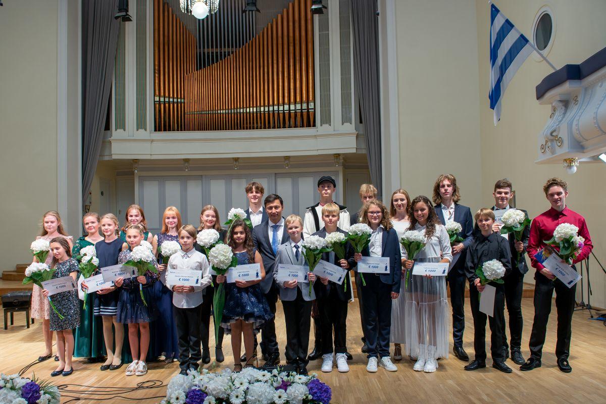 Tallinna talent 2021 Mats Õun