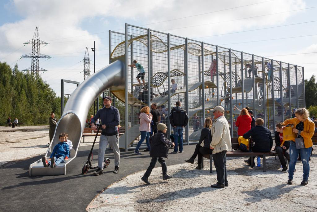 Tallinnas avati unikaalne Tondiraba park