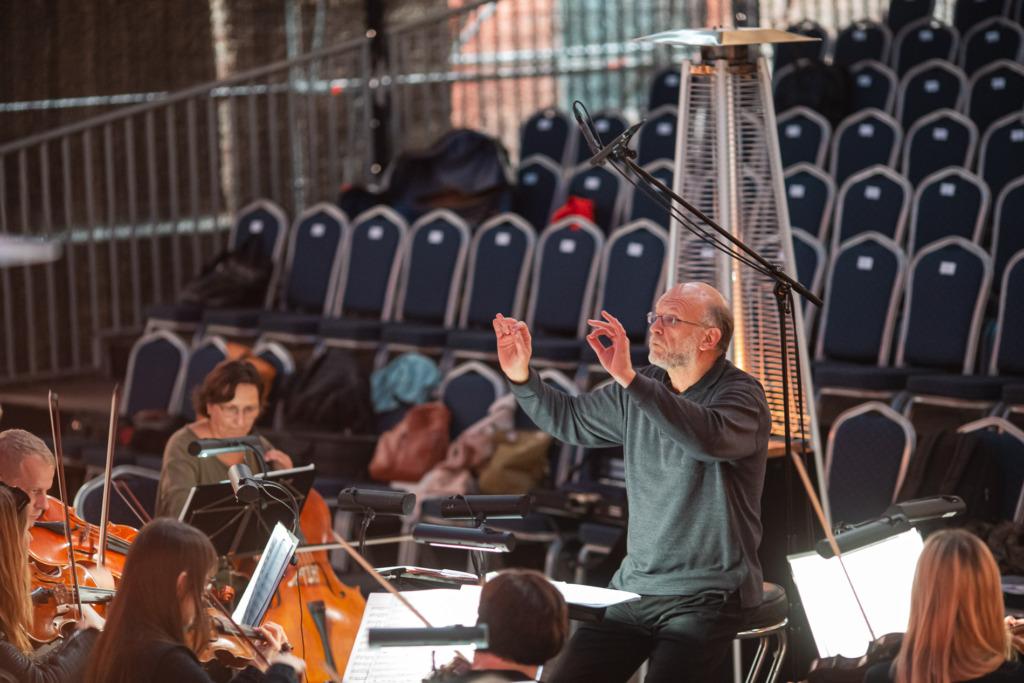 """Reykjaviki Ooperipäevad ja Narva Linna Sümfooniaorkester valmistuvad Narvas Beethoveni """"Fidelio"""" uuslavastuseks"""