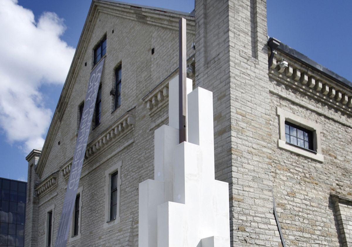 Arhitektuurimuuseumil valmis õppefilm sellest, kuidas betoonist ehitatakse