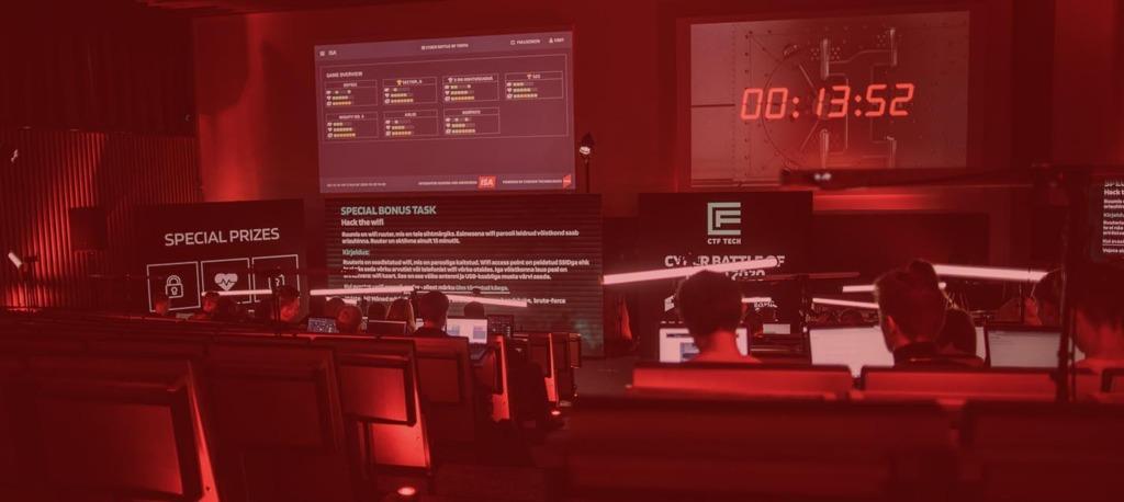 Cyber Battle of Estonia