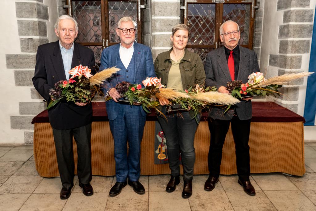 Kristjan Raua nimelise aastapreemia laureaadid 2 Foto Pealinn Mats Õun