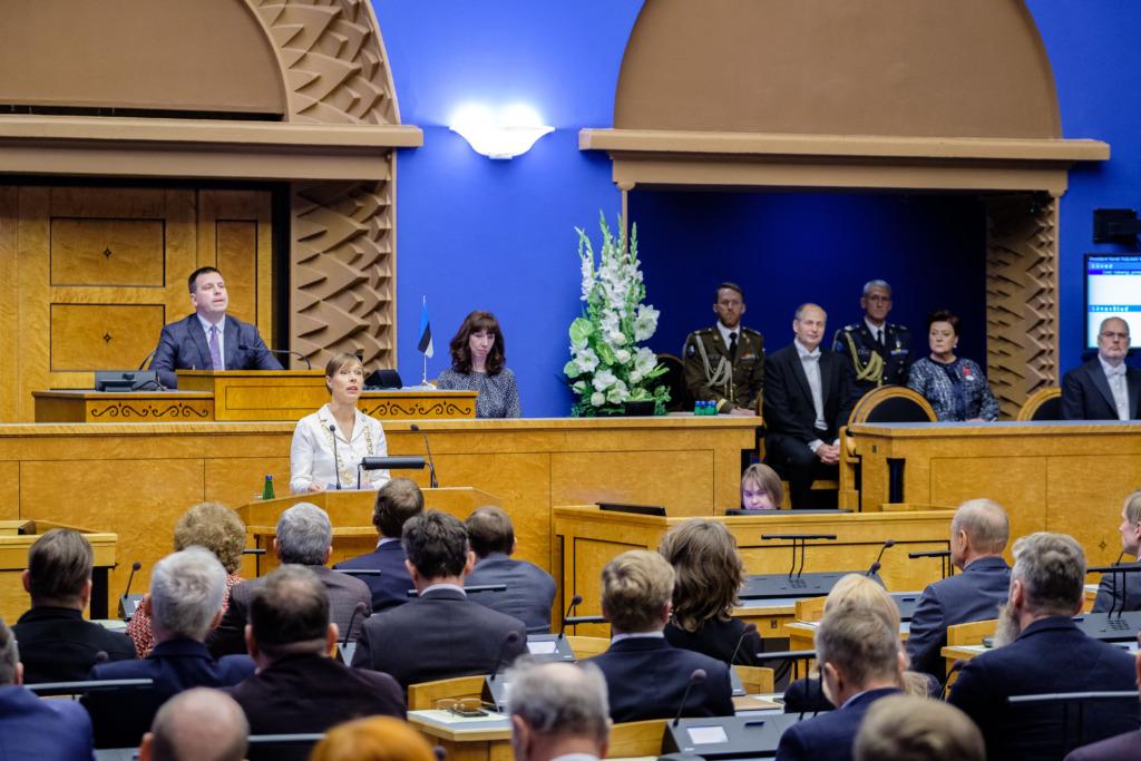 President Kersti Kaljulaid: head inimesed, ärge jätke otsustamata, sest muidu otsustavad teie eest teised!